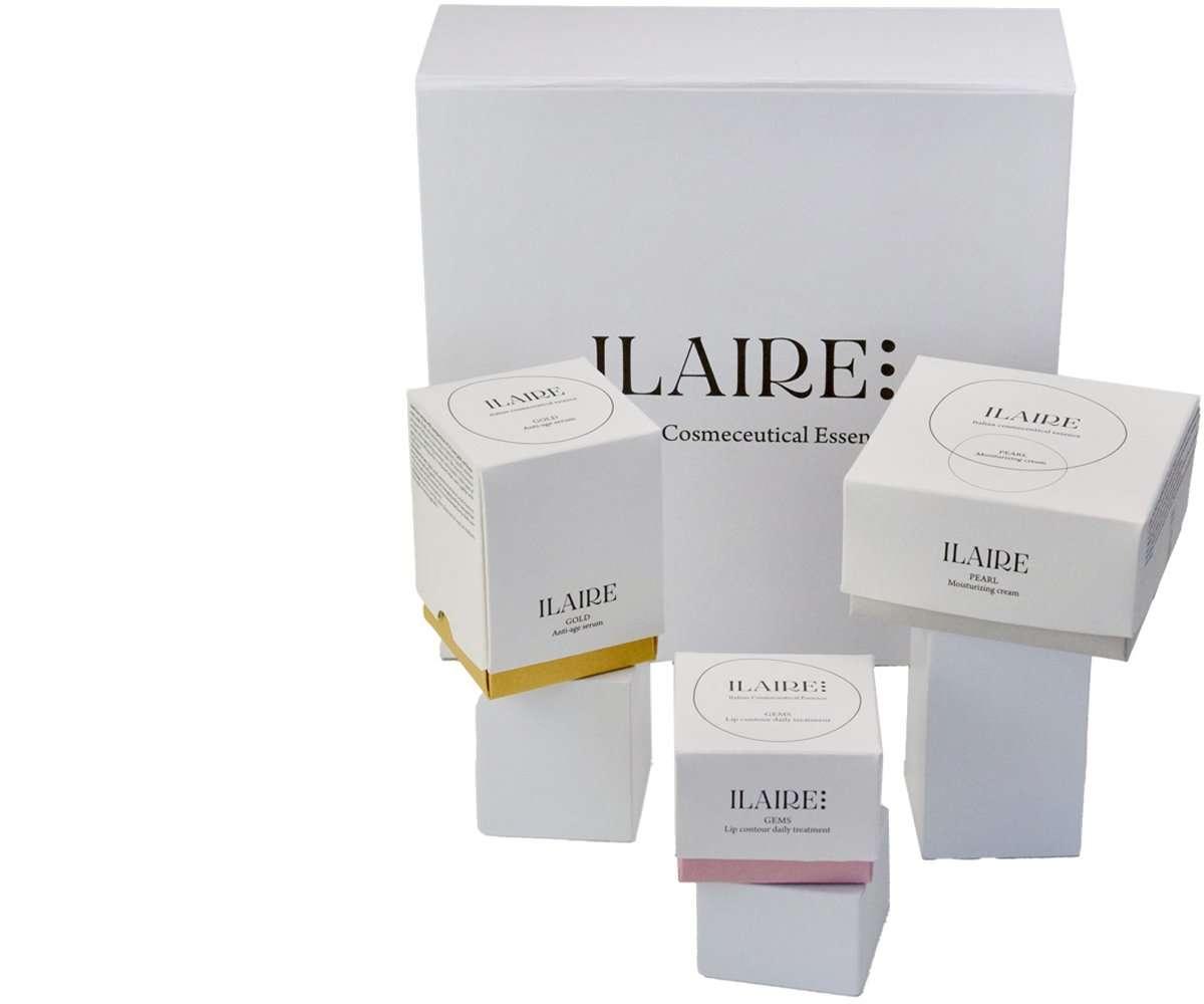 Box Trattamento Idratante Antiage Viso e Labbra